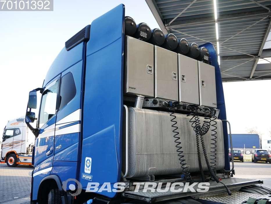 Volvo FH16 750 8X4 Liftachse+Lenkachse I-Park Cool Euro 6 - 2015 - image 9