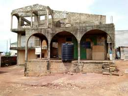 8 Bedrooms uncompleted house for sale in Nungua