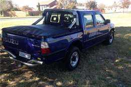 2003 isuzu kb 220LE for sale