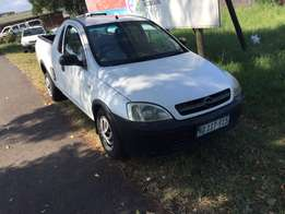 Opel corsa utility 1.7dti for sale