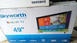 49 inch Skyworth smart digital TV [free delivery]