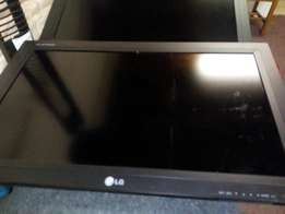 Lg led screens 32inch . with stands ,cabling ,hdmi