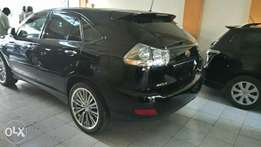 Toyota Harrier with Panaromic Sunroof 2010 model. KCP number Loaded wi