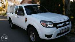 Ford Ranger Supercab 2011