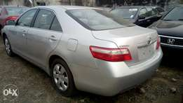 Camry 08 Toks Lagos Clear
