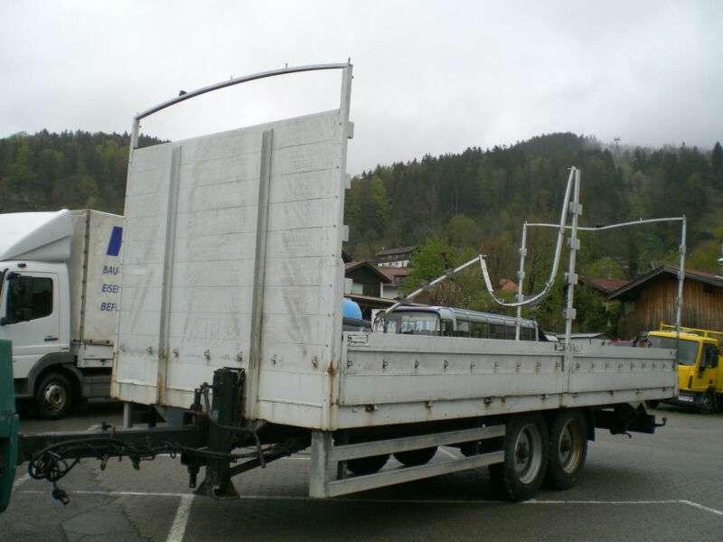 Mueller Mitteltal EAL-TA-F Pritsche Nutzlast 4650 kg - 1990
