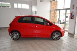 Toyota Yaris 1.3 5 door T3+ 2007