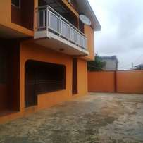 4bedroom flat to let in alagbole close to the bus stop 350k pa yr