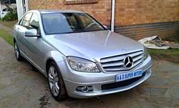 2010 Mercedes-Benz C-Class C 220cdi Classic Automatic For Sale