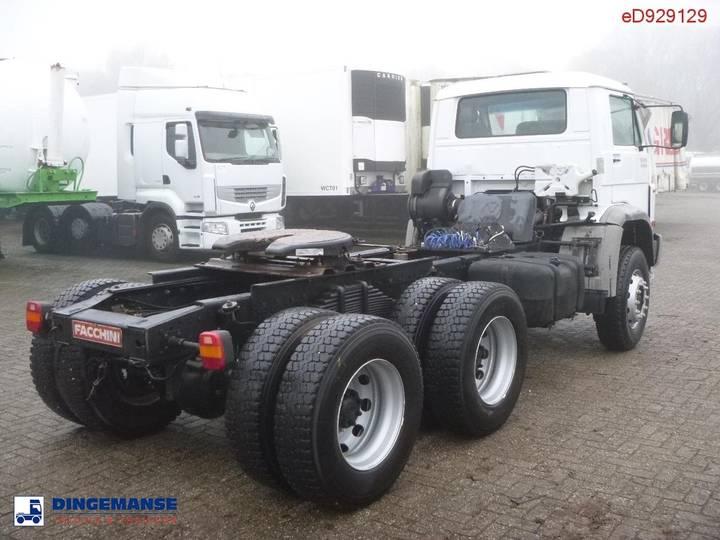 Volkswagen Worker 31.310 6x4 Tractor unit - 2009 - image 3