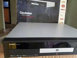 Goodmans DVD,VCD,CD player, writer and decoder.