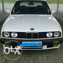 E30 BMW 320I for sale 45000 slightly neg