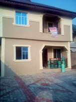 Apartment is a Newly built 2bed at igesu Ayobo lagos for both 250//230
