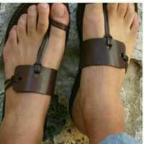 Men and women hand made sandals (quality guaranteed) whatsapp me