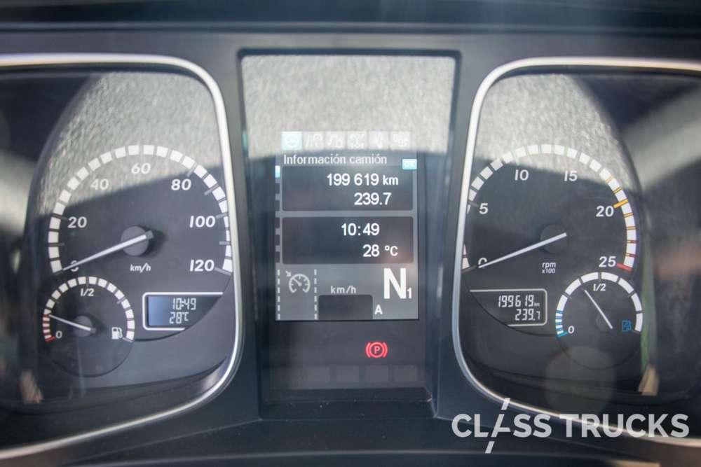 Mercedes-Benz Actros 1848 LS 4x2 BigSpace RETARDER, Side Skirt - 2017 - image 10
