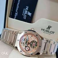 Hublot chronograph wristwatch