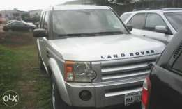 clean registered lr3 for sale