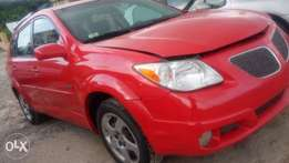 Pontiac Vibe Automatic 2005 For Sale