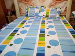 6/6 bedsheets,