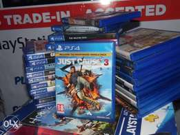 Ps4 Games from as low as 2000