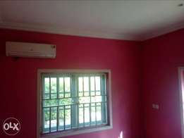 Serviced,Well Finished 1 bedroom flat by Legislative Qtrs,Apo for rent