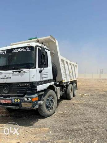Tipper model 2002/3 good condition
