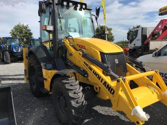New Holland B100c Sss - 2018 - image 2
