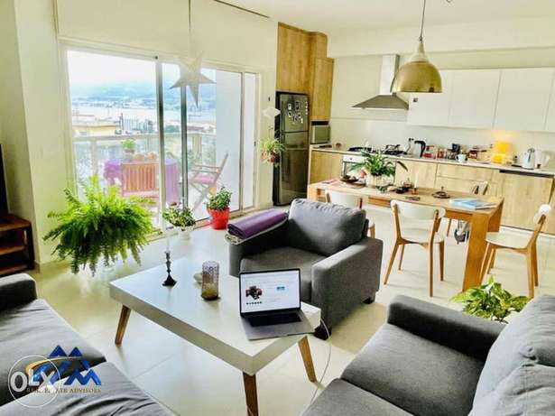 RT-20 Beautiful Apartment available for rent in Ashrafieh