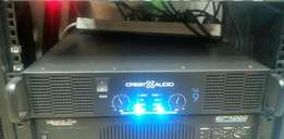 Crest audio CA 9 power amp