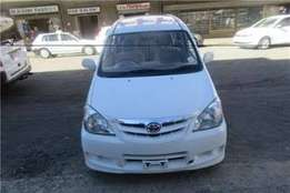 Toyota Avanza R95000 cash we have 5 to.choose from