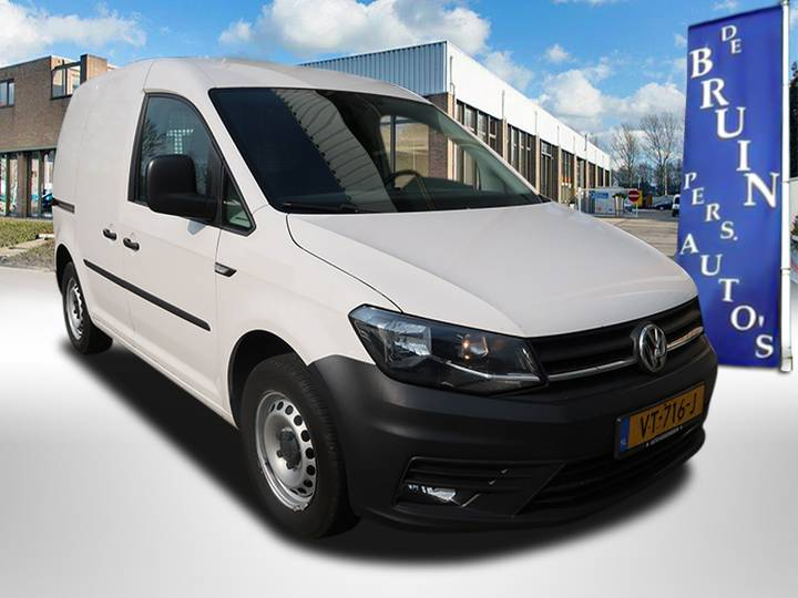 Volkswagen Caddy 2.0 TDI New Model Navi Airco Cruisecontrol Comfortline - 2016