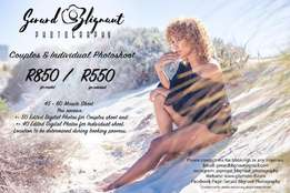 Gerard Blignaut Photography - Couple and Individual Shoots