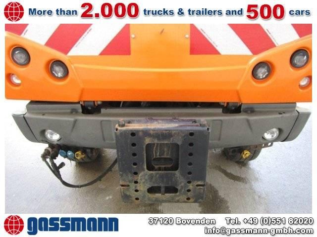 Schmidt BSI Veicoli BU 55 4x4 City-Abroller, - 2011