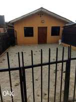 Portable mini Hall beside Conoil along Igando road For Sale
