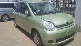 Fully loaded Toyota Sienta On Sale