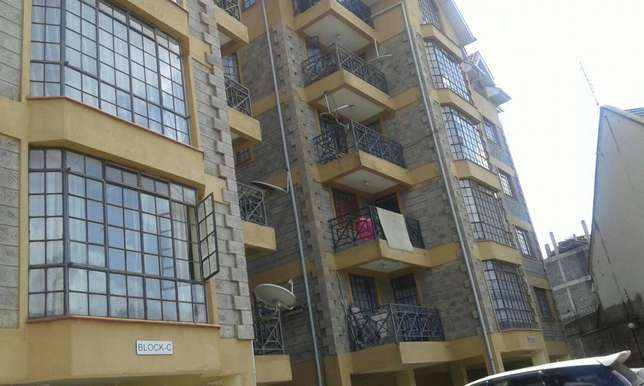 Nyeri road 3 bedrooms apartment to let Kileleshwa - image 1