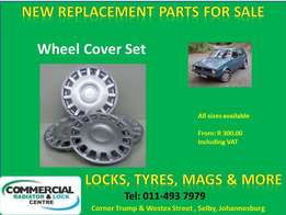 Wheel Cover Sets