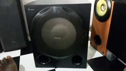 Pioneer active sub 12 inches