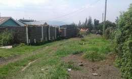 Plot for sale ngata bridge/rvist/roret ready title