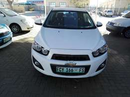 Chevy Sonic 1.3D