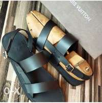 Handcrafted Louis Vuitton Sandals