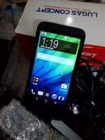 HTC Desire 510 Black (UK Used) + Free Charger