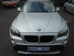 2011 Auto Bmw X1 Sdrive 20d For R190,000