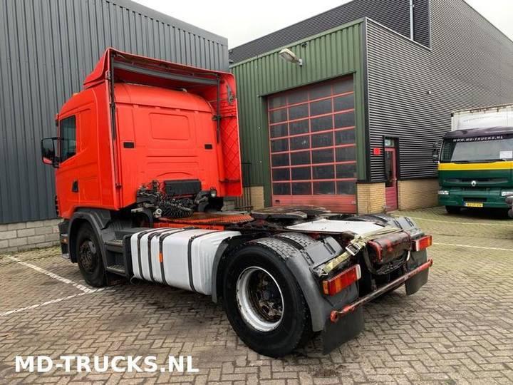 Scania 124 L 400 manual airco - 1997 - image 4