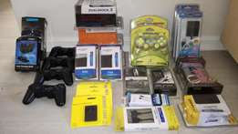 Assorted PlayStation Accessories