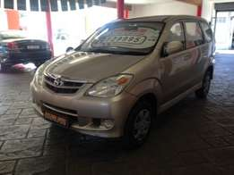 2008 Toyota Avanza 1.5sx, FSH ,R129995, EXCELLENT CONDITION!!!