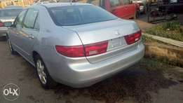 2005 Honda accord direct tokunbo