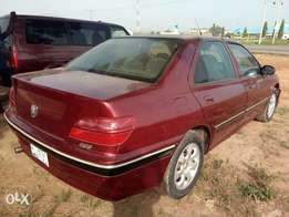 First body Peugeot 406