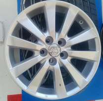 Rims for toyota premio allion wish 16inch all available