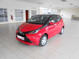2016 Toyota Aygo1.0 X-Play 5dr Demo model only 2000km